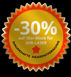 -30% auf SHR-Laser enthaarung im Mai 2019 - All Smooth Skin Angebot